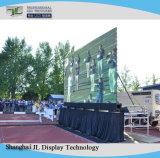 Display digital de vídeo LED impermeable para la publicidad exterior (DPE P5, P6, P8, P10, P16).