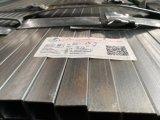 Prix usine carré matériel en acier galvanisé par Q235 de la Chine de forme de pipe en acier