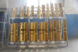 Excavadora de alta calidad de las garras de Triple Zapata / placa de Komatsu