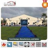 markttent van het Huwelijk van de Luxe van 20X30m de Grote Witte met Decoratie