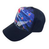Chapéu do camionista com impressão 003 do Sublimation