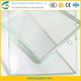 Fabbricazione 15mm della Cina vetro Tempered ultra grande