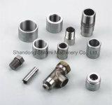 Pieza de automóvil del acero de aleación del CNC de la precisión que trabaja a máquina