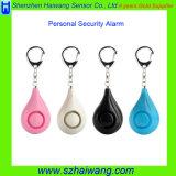 個人的な携帯用セキュリティ警報の自衛アラームHw-870