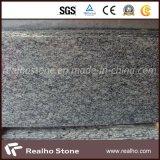 熱い販売の中国のスプレーの虚栄心の上のための白い花こう岩の平板