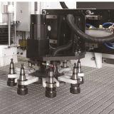 Centro de mecanización del CNC del ranurador del CNC de 4 ejes (VCT-SR1325HD-ATC)