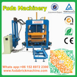 Machine hydraulique professionnelle automatique de brique pour le bloc et la brique de produit