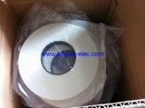 Aislamiento eléctrico de bandas de cinta aislante de fibra de vidrio.