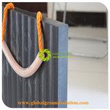Rilievi dell'intelaiatura di base della gru/rilievi neri di colore Pads/HDPE Crene