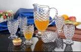 高品質のガラスマグのガラス製品Sdy-F03815のガラスコップ