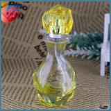 Loción Pulverizador de vidrio colorido frasco de perfume de cristal