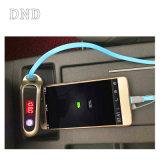 Lader van de Auto USB van auto Universele LEIDENE Bluetooth van de Vertoning de Dubbele