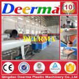 75-160mm Máquina de fabricación del tubo de PVC tubería de PVC que hace la máquina