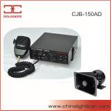 серия сирены автомобиля 150W электронная с микрофоном (CJB-150AD)