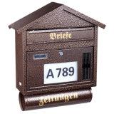 Fq-131 europäisches Classic Design Mailbox mit Solar