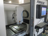機械を作るCNC型を製粉するFM6060靴型の金属の彫版