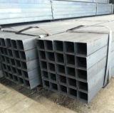 Cuadrado laminado en caliente de ASTM A500 y tubo de acero soldado rectangular