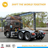 460HP FAW 6X4のトラクターのトラックまたは容器のレッカー車