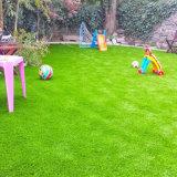 hoogte 13650 van 20mm het Kunstmatige Synthetische Gras van het Landschap van de Dichtheid Ladst10
