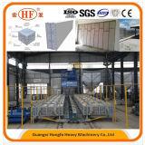 Painel de parede leve EPS Molde máquinas da linha de produção