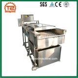Machine à laver végétale de citron de bulle de matériel de nettoyage de fruit de la CE Tsxm-30
