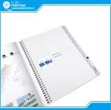 B / W Wire-O Binding Impressão manual