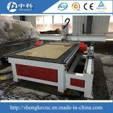 회전하는 부착 3D 4 축선 목제 CNC 대패 기계