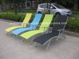 Novo design dobrável de alumínio cadeira de praia