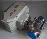 위생 압축 공기를 넣은 3가지의 방법 T 유형 공 벨브