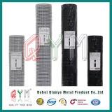 Treillis métallique soudé concret d'acier pour béton armé de fil de maille d'acier inoxydable