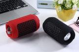 FMおよびサポートUSBが付いている布のBluetoothの小型スピーカー