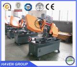 金属のくねりの鋸引き機械