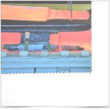 Pano de limpeza de lente de corte de ziguezague de microfibra