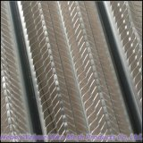 Решетина бетонной стены высокая Ribbed, высокая Ribbed форма-опалубка
