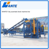 Bloc Qt10-15 complètement automatique faisant la machine en Chine, machine solide automatique de bloc
