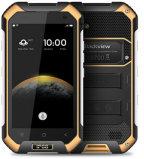 """Handy 3GB des Blackview BV6000 Smartphone 4G Lte wasserdichte IP68 4.7 """" HD Mt6755 Octa Kernandroid-6.0 bewegliche Orangen-Farbe DES RAM-32GB ROM-13MP"""