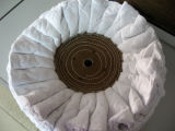 Rodas de polimento de sisal do vento