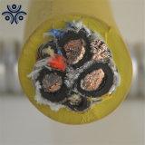 Vieladriger flexibler Gummi umhülltes Kabel, 300/350V Yc, Ycw Gummikabel H07rn-F H05rn-F H03rn-F