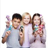 새로운 최신 판매 대화식 핑거 아이 장난감 작은 물고기 아기 원숭이