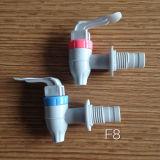 Una buena calidad de plástico toca su uso en dispensadores de agua