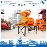Misturador concreto superior da fonte Js750 da fábrica da qualidade com bomba