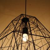 De Energie van het metaal - het Licht van de Tegenhanger van de Kooi van de Vogel van de Eetkamer van de besparing
