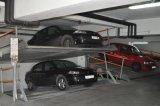 ピットの低い高さの油圧自動駐車起重機の傾斜路
