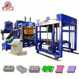 Bloco de cimento automático hidráulico da venda da fábrica que faz a máquina