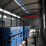 Linha de formação de espuma do molde automático da carcaça do metal da fundição