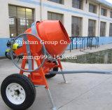 Misturador de cimento Diesel da gasolina elétrica portátil de CMH400 (CMH50-CMH800) Zhishan