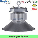 Luz elevada do louro do diodo emissor de luz do refrigerador comercial industrial da lâmpada 150W da oficina