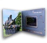 5.0inch LCDスクリーンのビデオパンフレットをカスタム設計しなさい