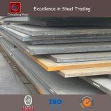 Plaque en acier de résistance de haute résistance de corrosion atmosphérique (CZ-S48)