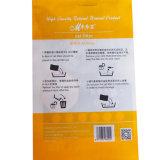 Мешки животного питания кота собаки высокого качества сплетенные PP упаковывая